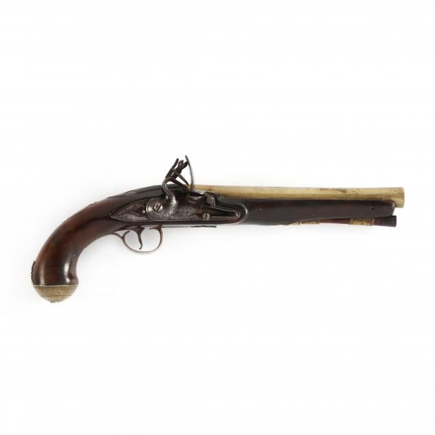 signed-english-blunderbuss-pistol