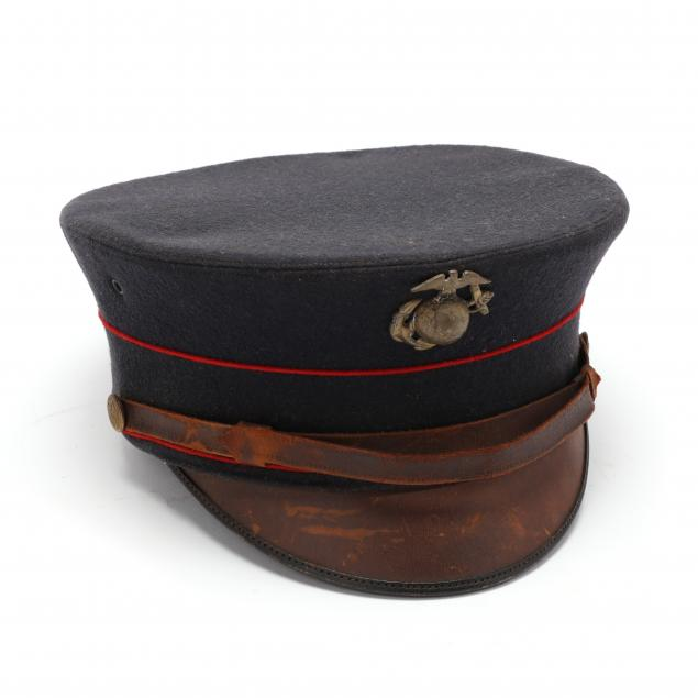 u-s-marine-wwi-era-enlisted-dress-visor-cap