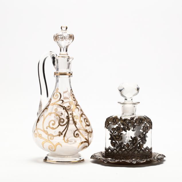 antique-decanters
