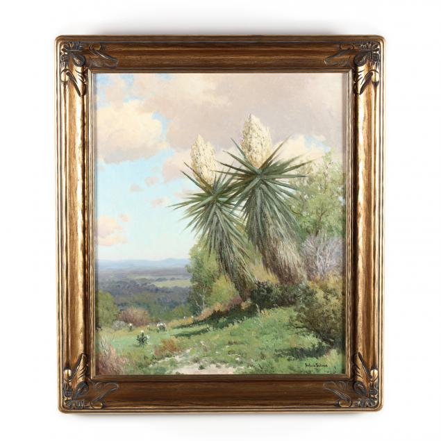porfirio-salinas-texas-1910-1973-blooming-yucca
