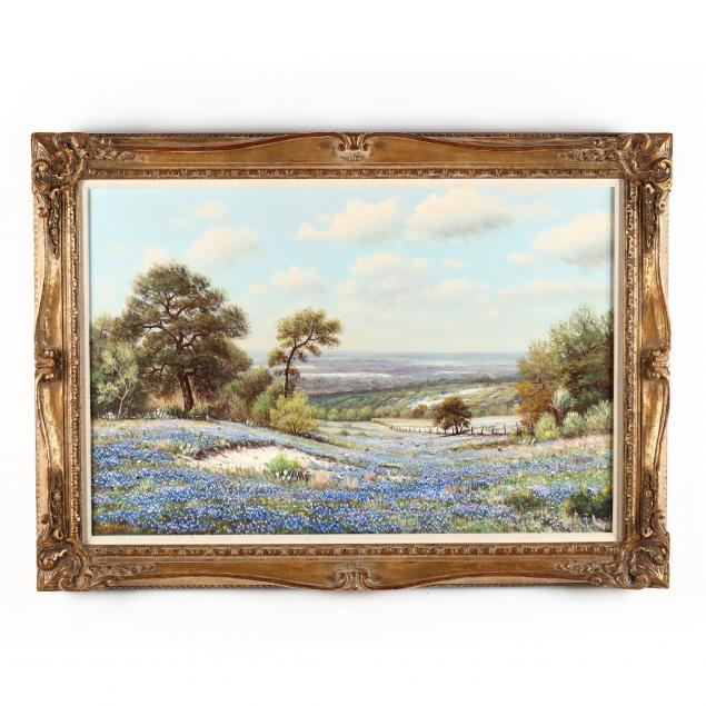 william-robert-thrasher-texas-1908-1997-hill-country-bluebonnets