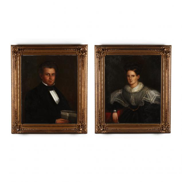 american-school-19th-century-a-pair-of-identified-southern-portraits