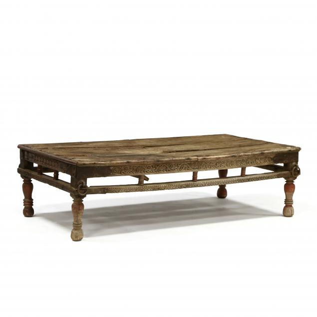 anglo-indian-carved-teak-low-table