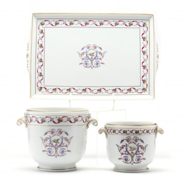 three-richard-ginori-porcelains