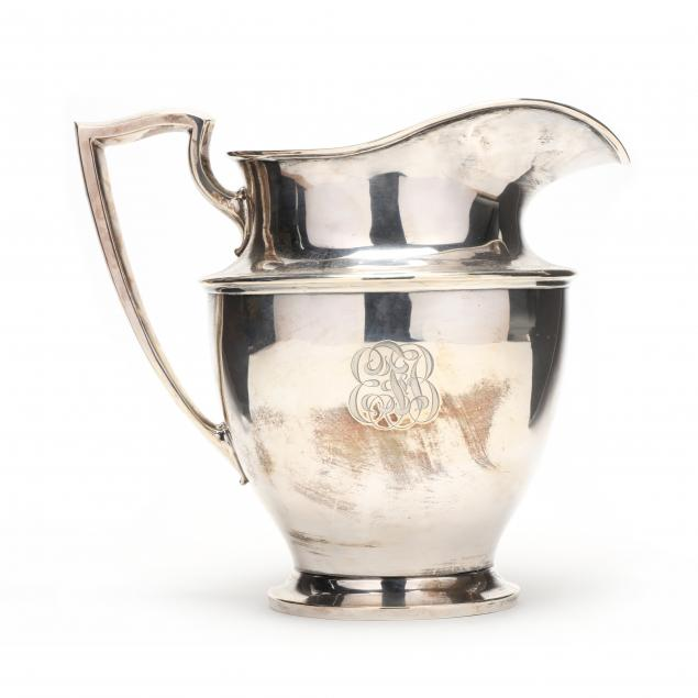 whiting-sterling-silver-pitcher