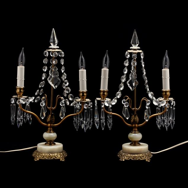 pair-of-french-gilt-metal-and-onyx-drop-prism-mantel-lamps