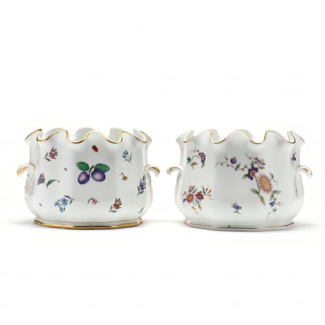 two-similar-richard-ginori-porcelain-monteith