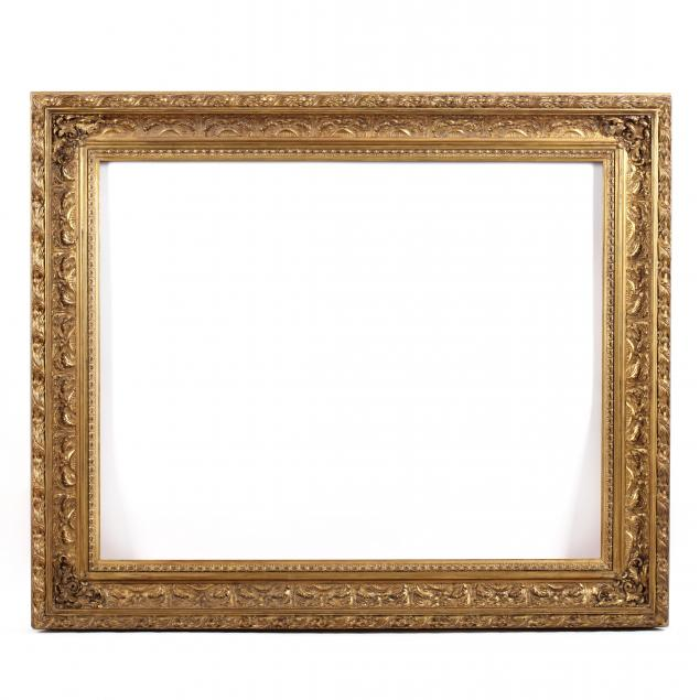 a-very-fine-hand-carved-and-gilded-frame