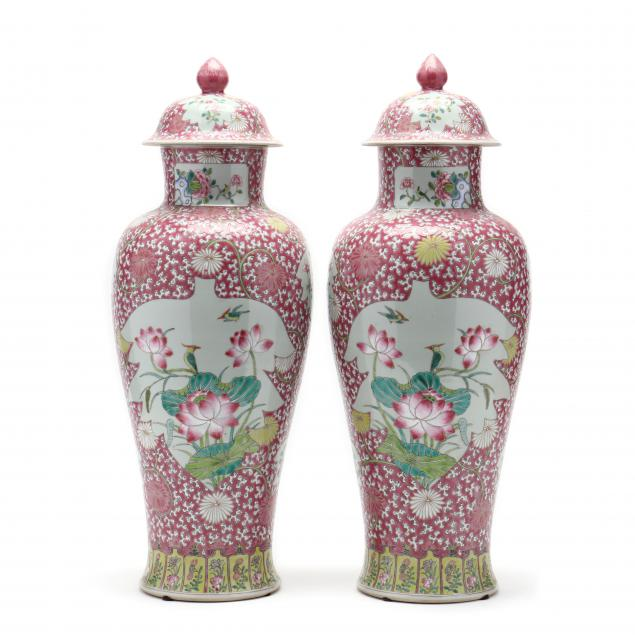 a-pair-of-chinese-famille-rose-jars-with-covers