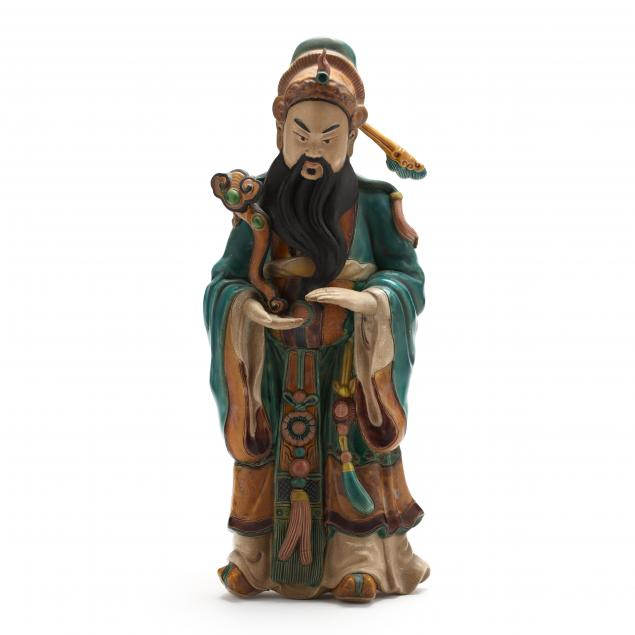 a-chinese-sculpture-of-lu-xing