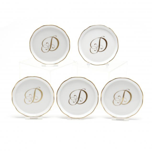 five-herend-porcelain-coasters-d