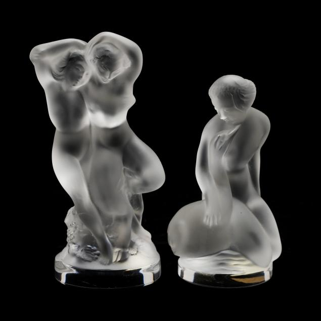 two-lalique-crystal-figures