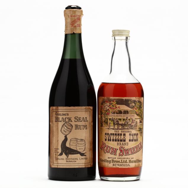 vintage-bermuda-rum-selection