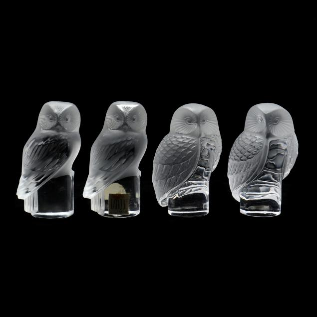 four-lalique-crystal-owls