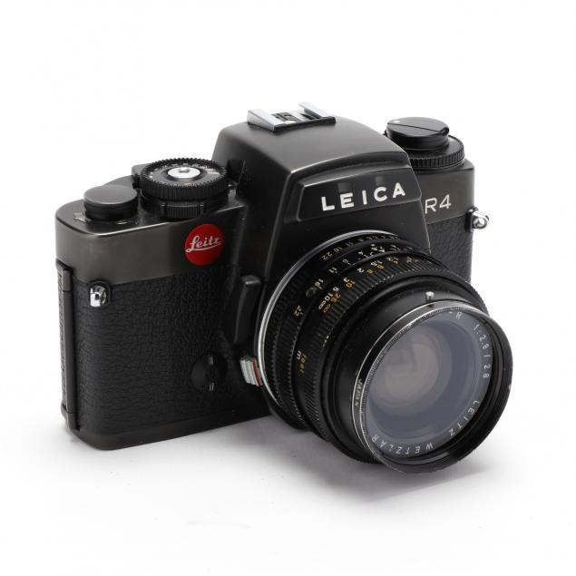 leica-r4-35mm-camera-and-leitz-wetzlar-elmarit-28mm-lens