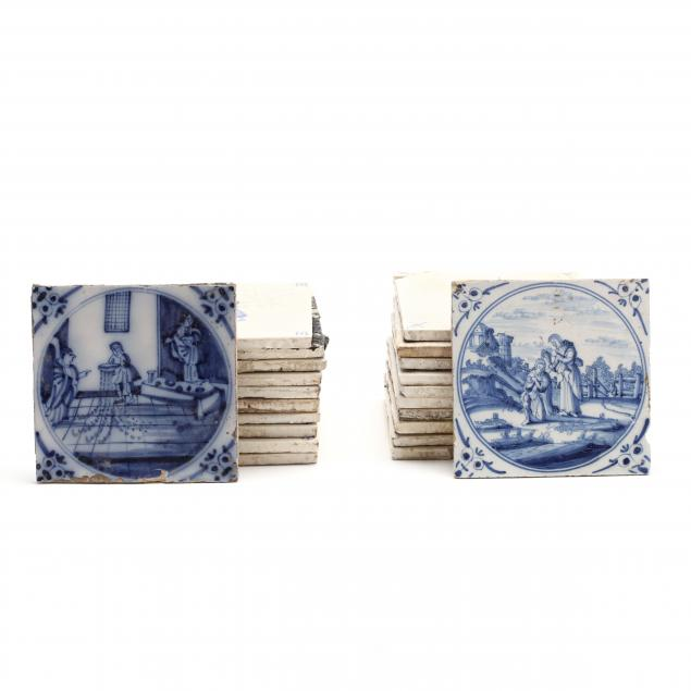 group-of-22-old-dutch-tiles