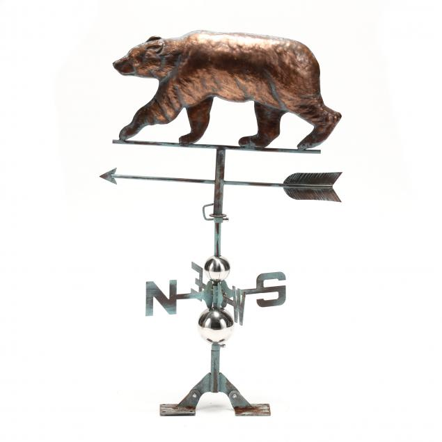 full-bodied-copper-bear-weathervane