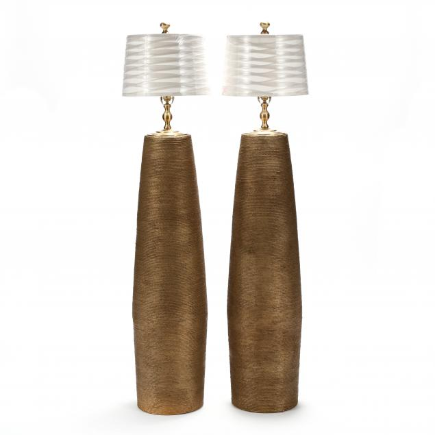 ro-sham-beaux-pair-of-modern-gilt-floor-lamps