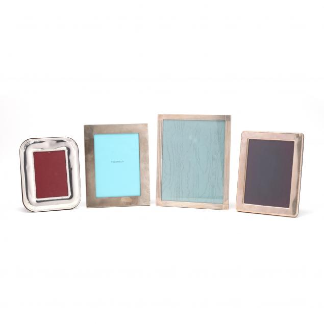 four-sterling-silver-frames-including-tiffany-co