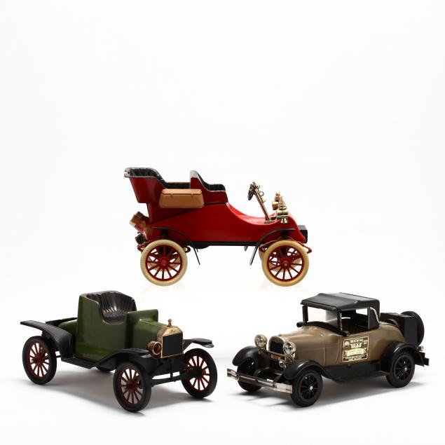 jim-beam-kentucky-straight-bourbon-whiskey-vintage-car-decanter-set