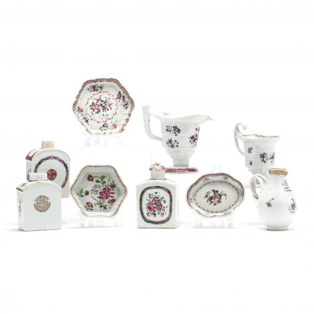 nine-chinese-export-porcelain-accessories