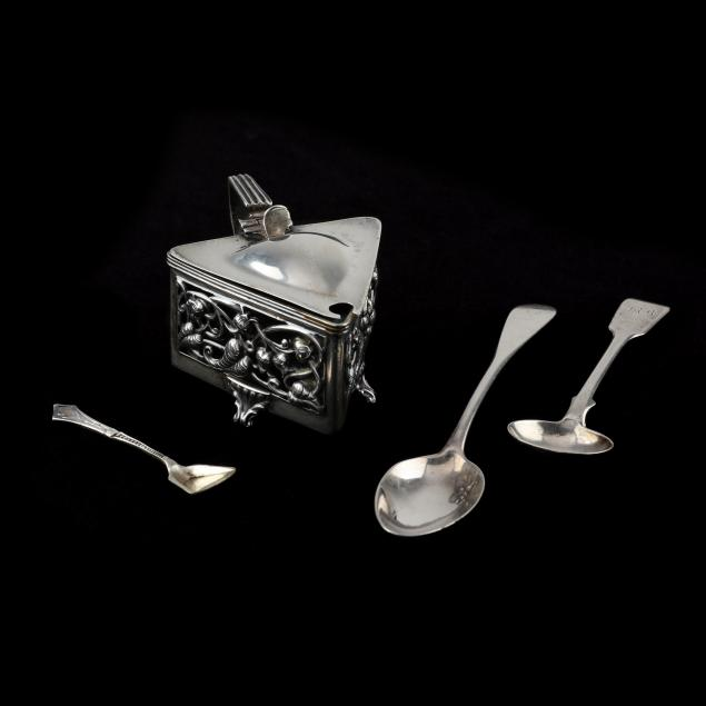 a-grouping-of-english-sterling-silver