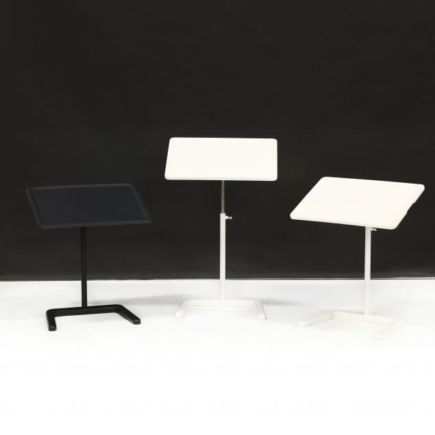 vitra-set-of-three-adjustable-tray-tables