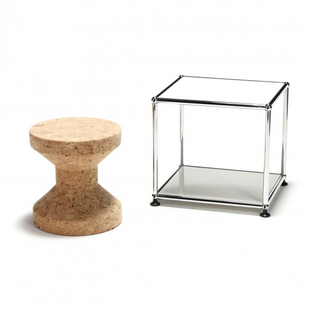 modern-low-table-and-stool