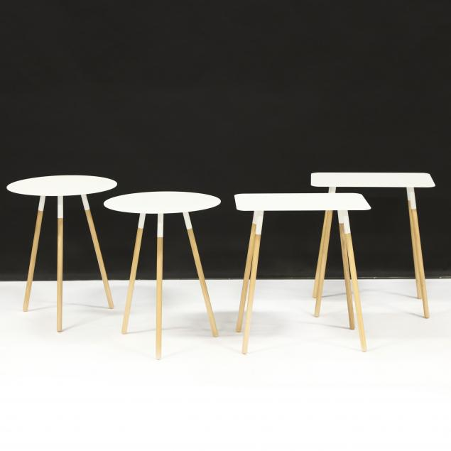 yamazaki-set-of-four-modern-side-tables