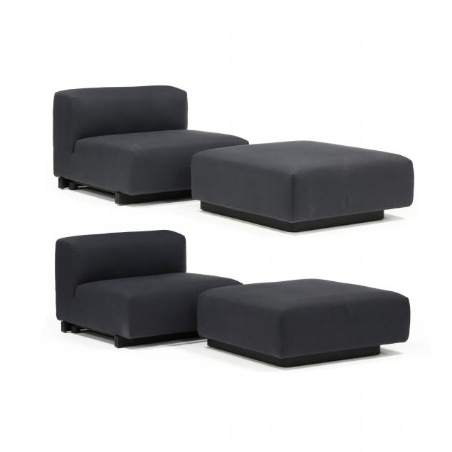 vitra-pair-of-modular-lounge-chairs-and-ottomans