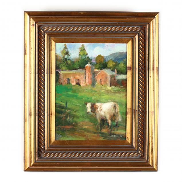 louise-pinto-nc-cow-and-barn