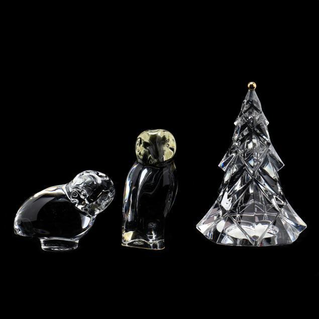 baccarat-crystal-christmas-tree-and-owls