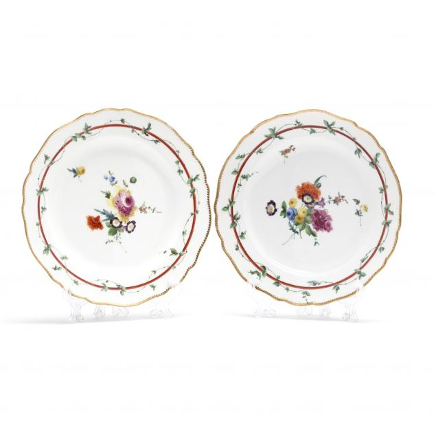 a-pair-of-meissen-dot-period-shallow-plates
