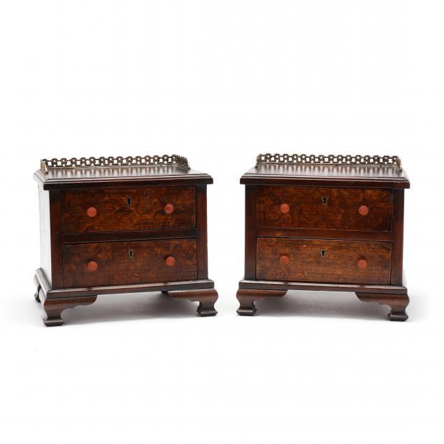 pair-of-antique-english-miniature-mahogany-chests