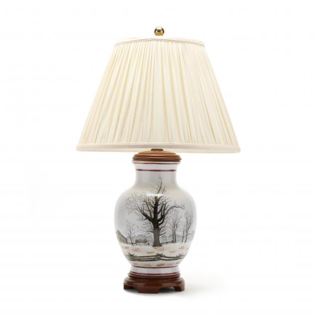 bob-timberlake-porcelain-table-lamp