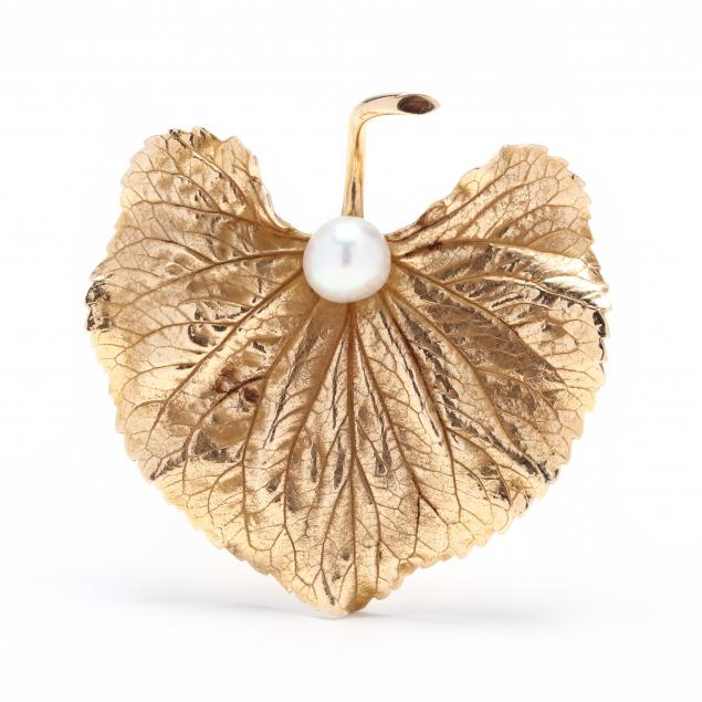 14kt-gold-and-pearl-brooch