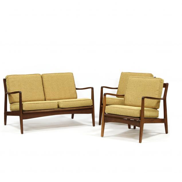 danish-modern-teak-settee-and-pair-of-chairs