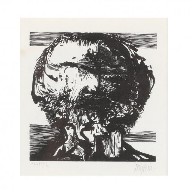 leonard-baskin-american-1922-2000-i-pictor-ignotus-i