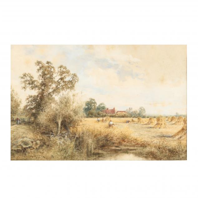 henry-j-kinnaird-british-1861-1929-i-a-view-near-harting-sussex-i