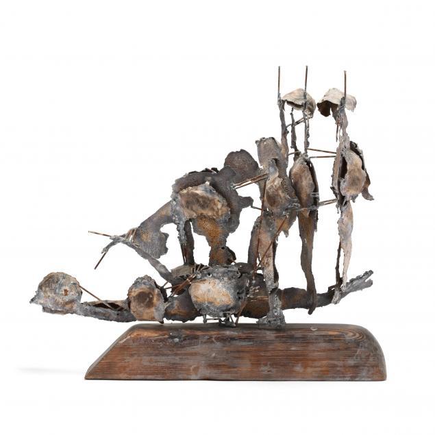 mid-century-brutalist-sculpture-of-conquistadors