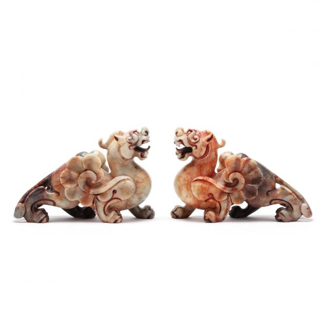 a-pair-of-hardstone-mythical-creatures