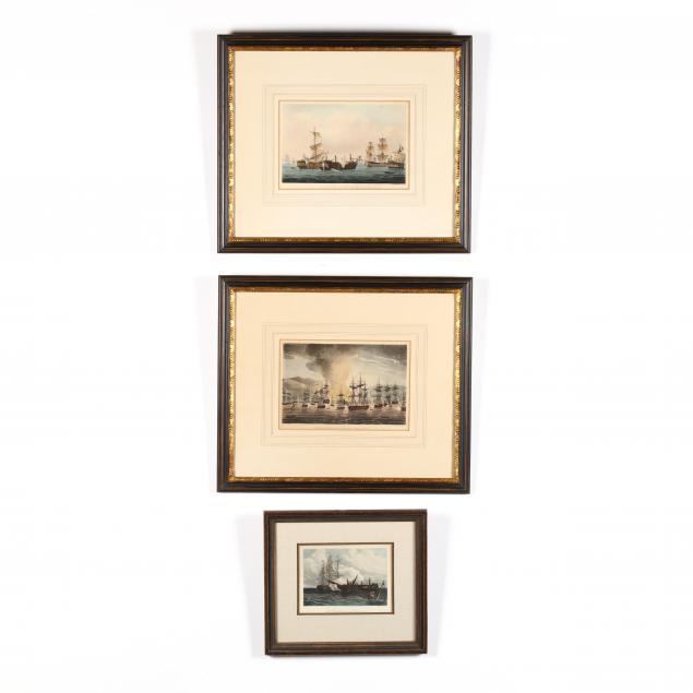 three-19th-century-british-naval-prints