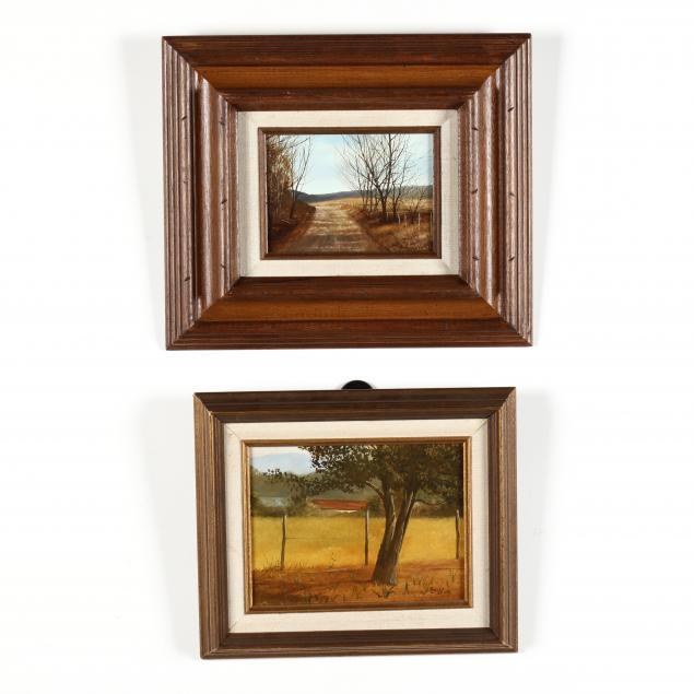 ronald-lewis-al-two-original-paintings