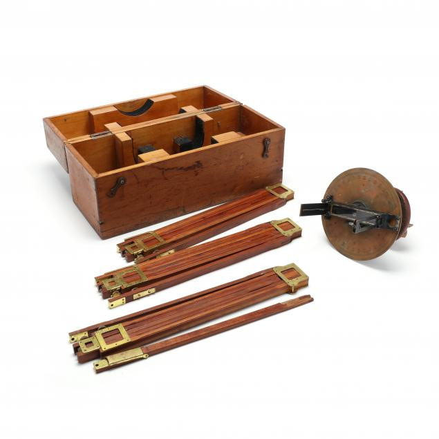 vintage-pelorus-navigation-instrument-in-original-wooden-case