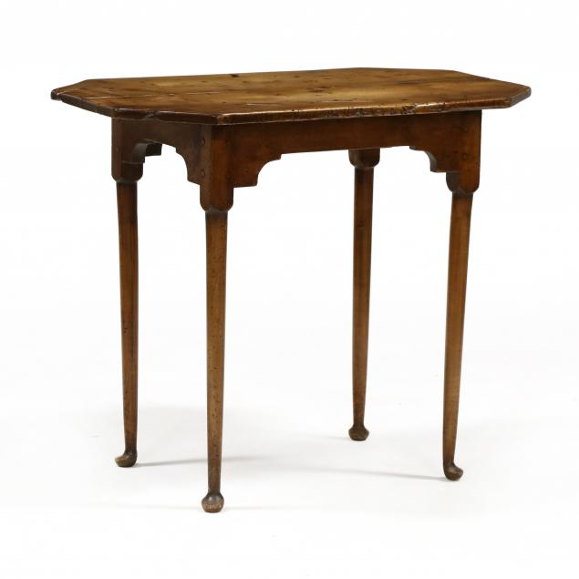 queen-anne-style-bench-made-maple-tea-table