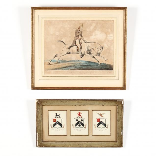 two-19th-century-framed-works