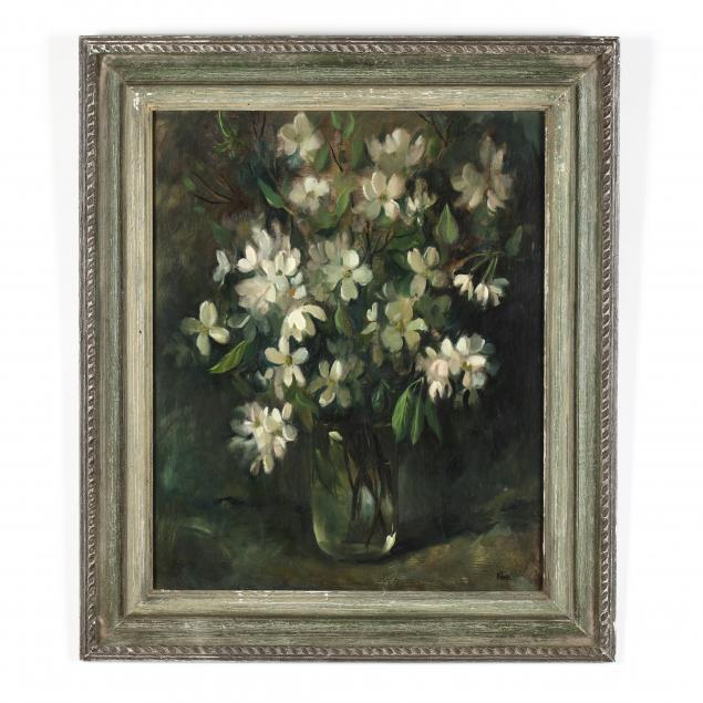 rebecca-patman-chandler-nc-still-life-with-dogwood-blossoms
