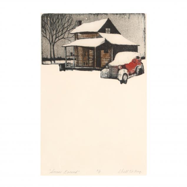 american-school-20th-century-i-snow-bound-i