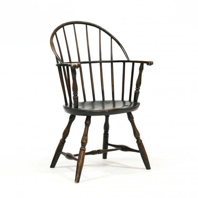 american-painted-windsor-armchair