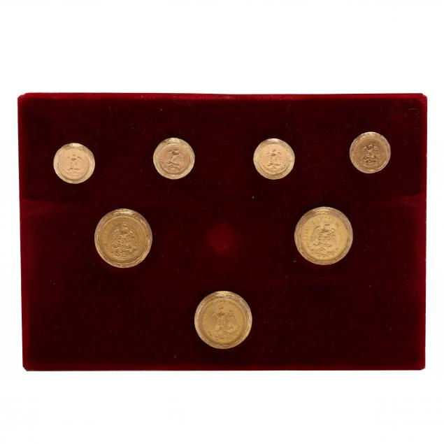 a-set-of-seven-gold-coin-blazer-buttons